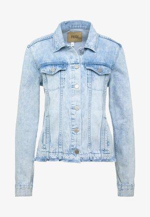 ROWAN JACKET - Veste en jean - dresdon