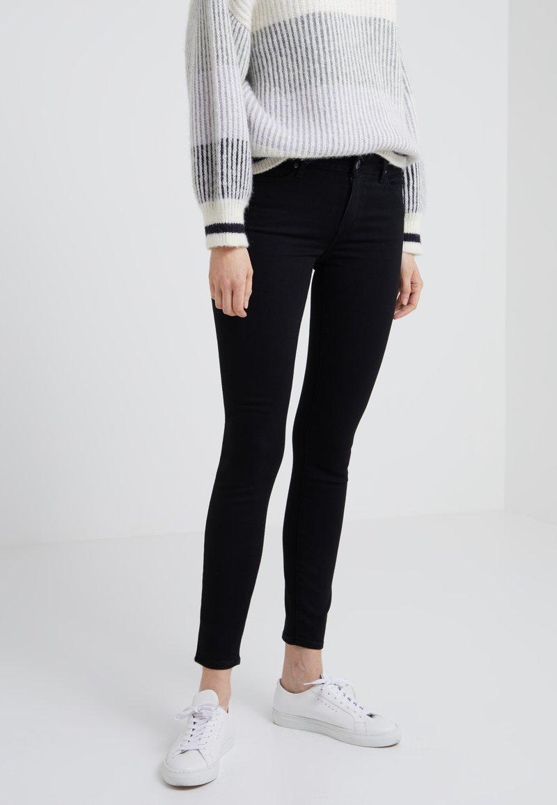 Paige - VERDUGO - Jeans Skinny Fit - black shadow