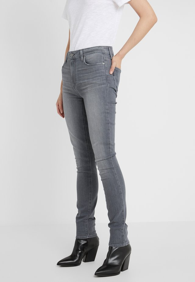 HOXTON - Jeans Skinny Fit - silver dollar