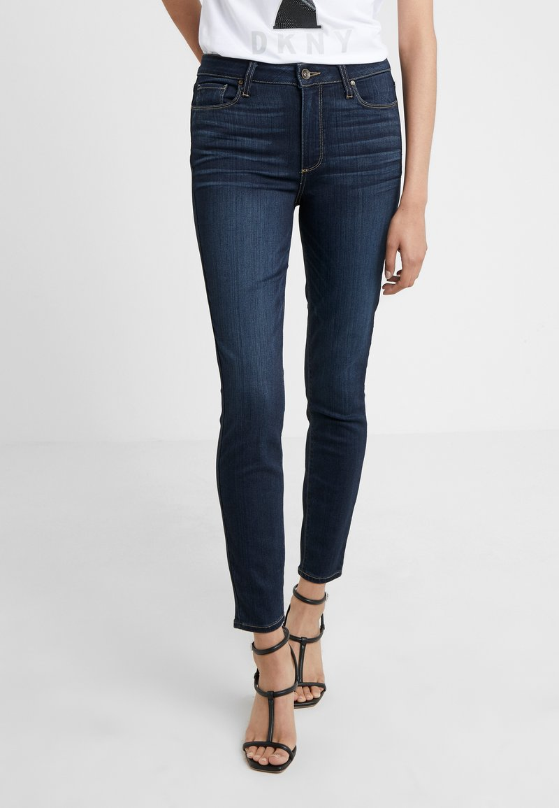 Paige - HOXTON ANKLE - Jeans Skinny Fit - koda