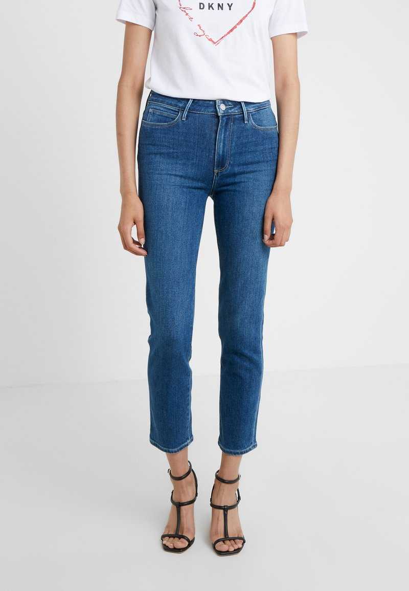 Paige - HOXTON SLIM - Slim fit jeans - bamby