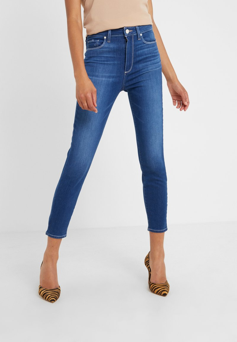 Paige - MARGOT  - Jeans Skinny Fit - isle