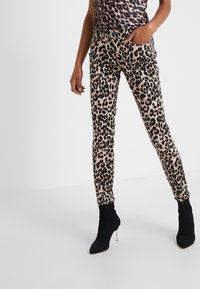 Paige - HOXTON ANKLE - Jeans Skinny Fit - multi-coloured - 0