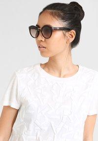 Prada - Sunglasses - havana - 0