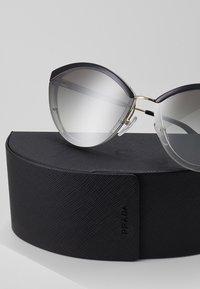 Prada - Sunglasses - grey - 3