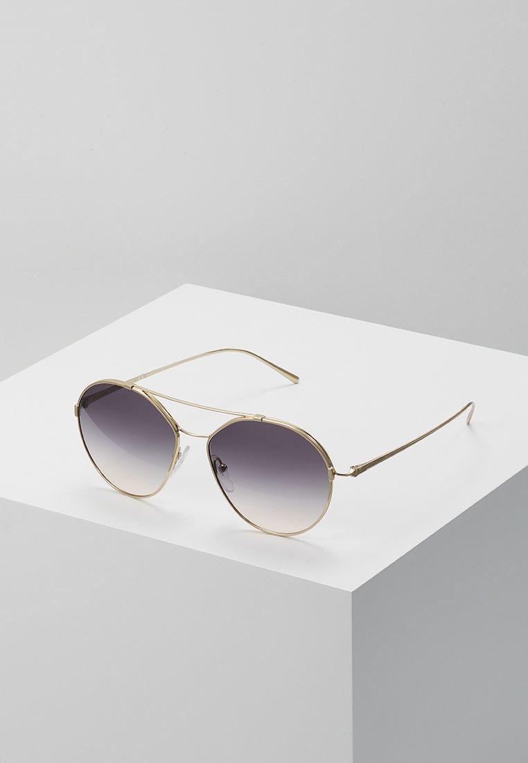 Prada - Sunglasses - gold-coloured