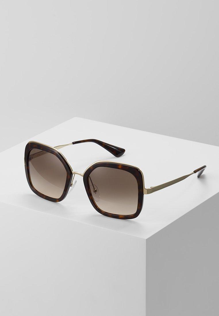 Prada - Sunglasses - havana