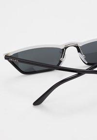 Prada - Sunglasses - white/black - 4