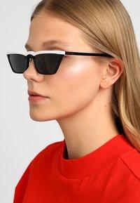 Prada - Sunglasses - white/black - 1