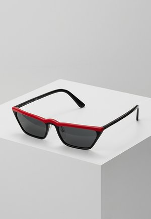 Sunglasses - red/black