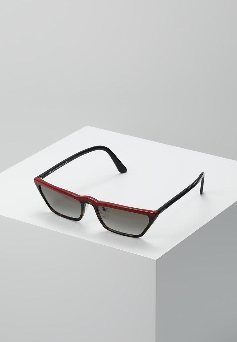 Prada - Zonnebril - black/red