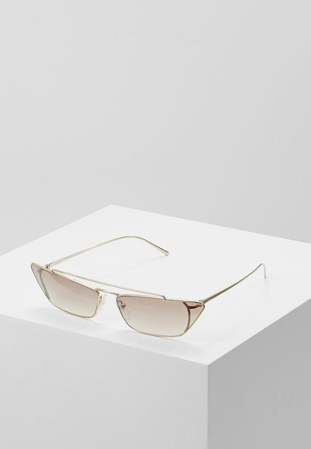Sluneční brýle - pale gold