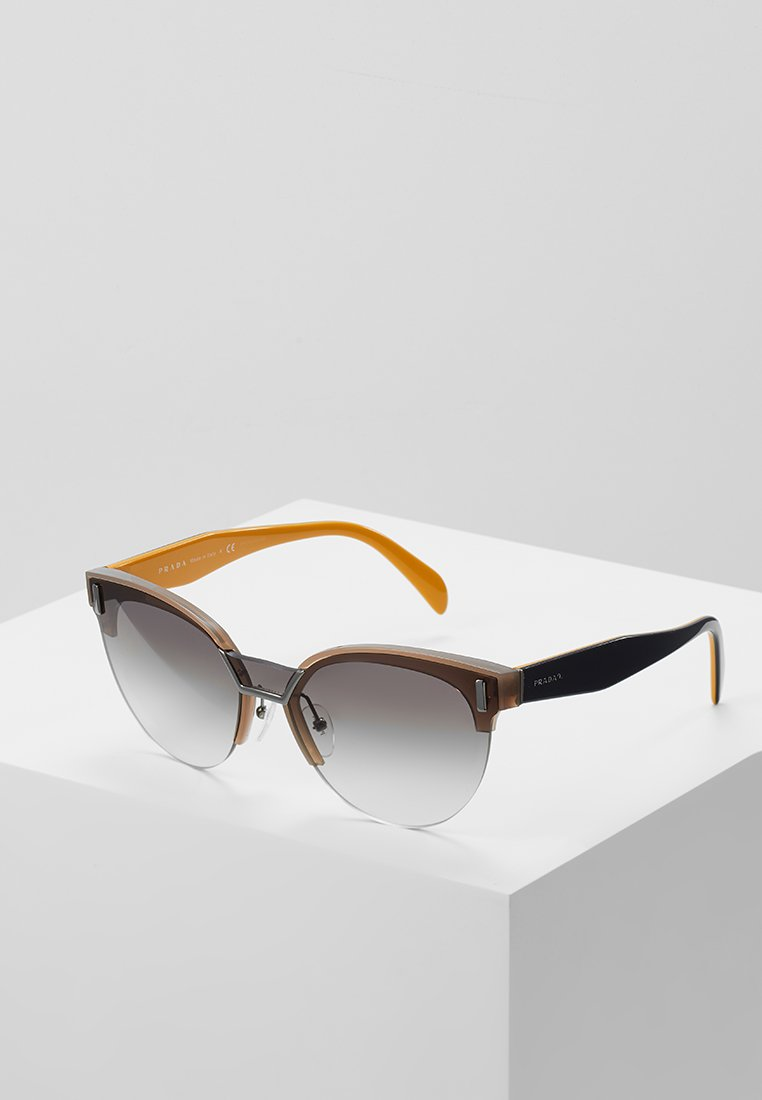 Prada - Lunettes de soleil - opal brown