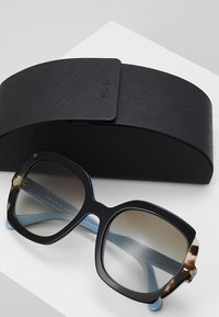 Prada - Solglasögon - black azure/spotted brown - 2