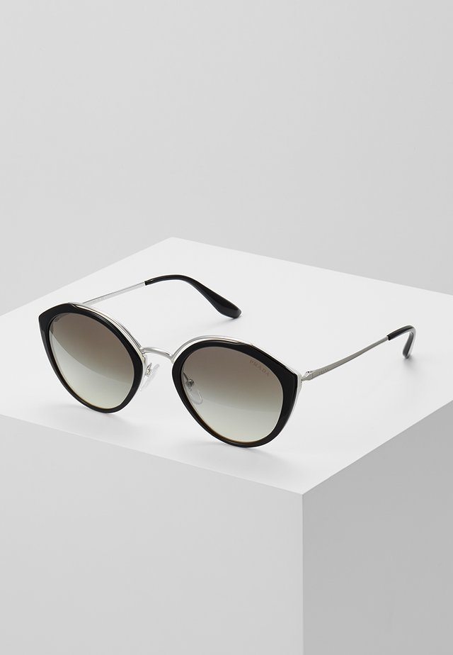 Lunettes de soleil - black/ivory/silver