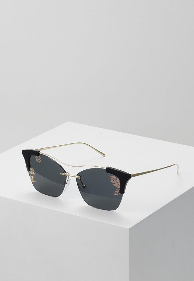 Okulary przeciwsłoneczne - pale gold-coloured