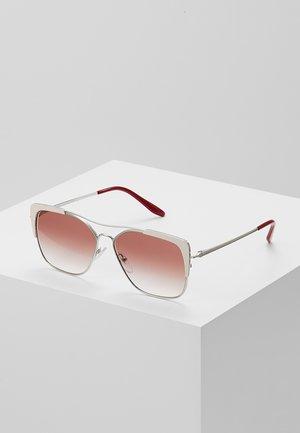 Solbriller - silver/ivory