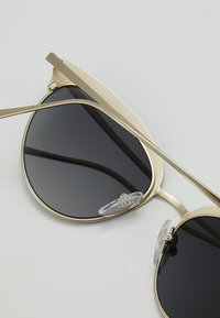 Prada - Sunglasses - pale gold-coloured/black - 5