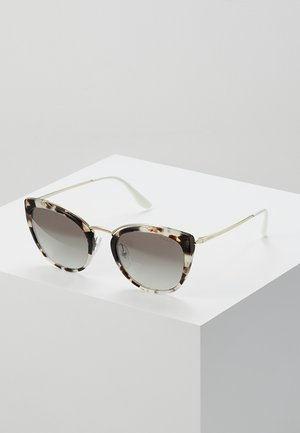 Sunglasses - opal brown/pale gold-coloured