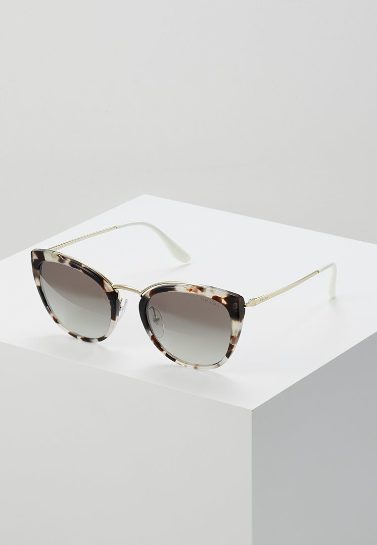 Prada - Sunglasses - opal brown/pale gold-coloured