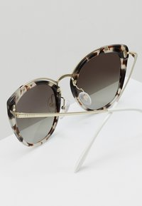 Prada - Sunglasses - opal brown/pale gold-coloured - 4