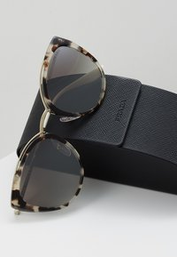 Prada - Sunglasses - opal brown/pale gold-coloured - 2