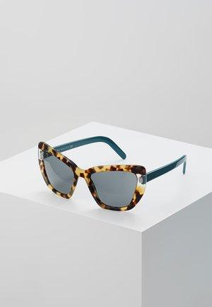 CATWALK - Occhiali da sole - medium havana/transparent