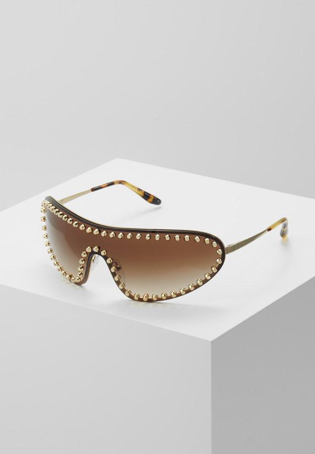 Okulary przeciwsłoneczne - gold