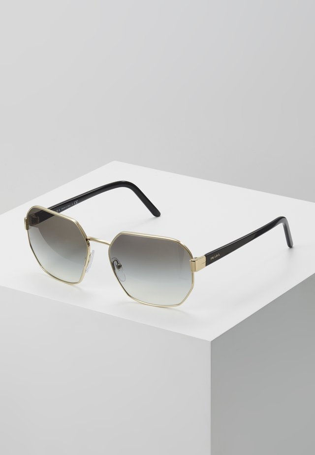 Sonnenbrille - pale gold-coloured