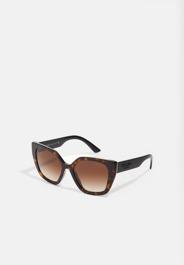 Zonnebril - black/brown