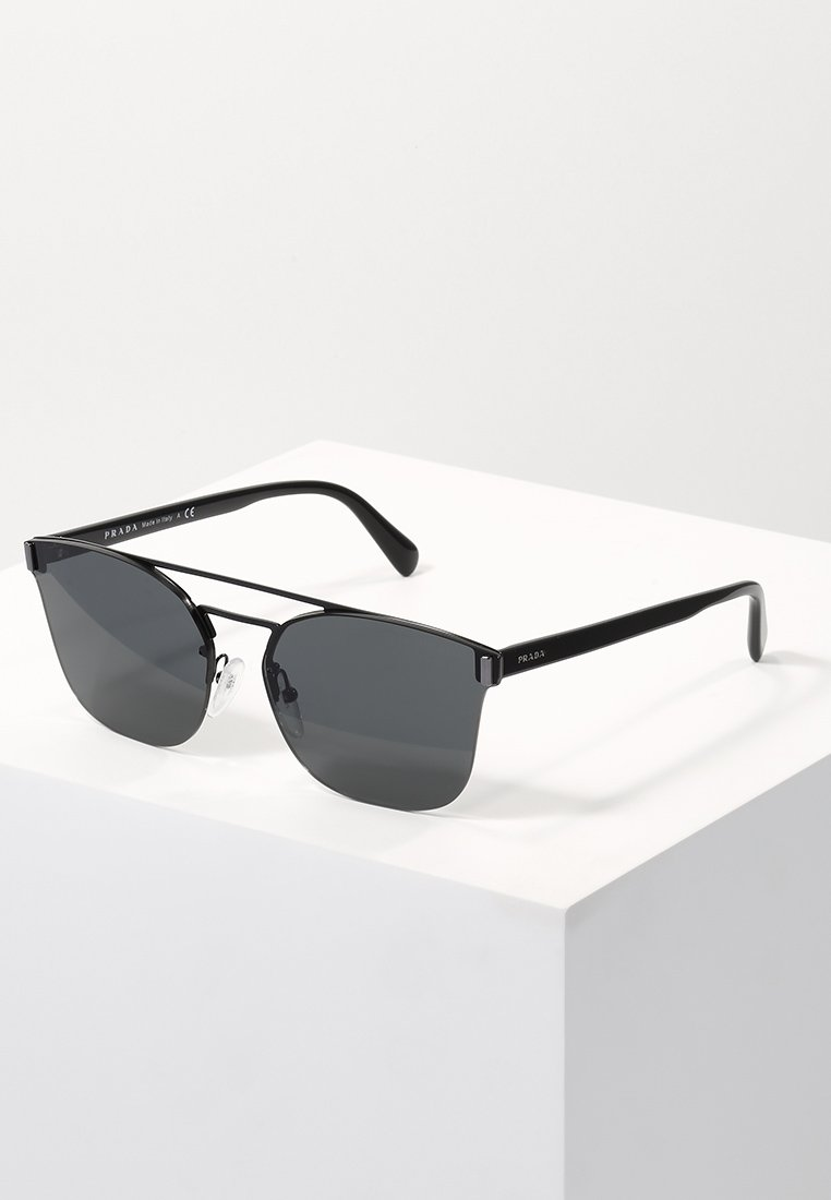 Prada - Solbriller - black/grey