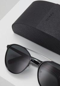 Prada - Sluneční brýle - black/ grey - 2