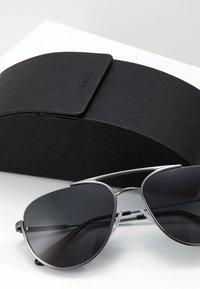 Prada - Sluneční brýle - gunmetal-coloured - 3