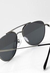 Prada - Sluneční brýle - gunmetal-coloured - 2
