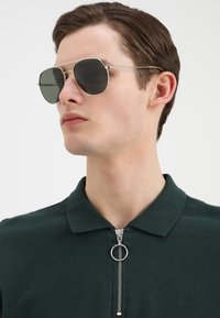 Prada - Sonnenbrille - gold-coloured - 1