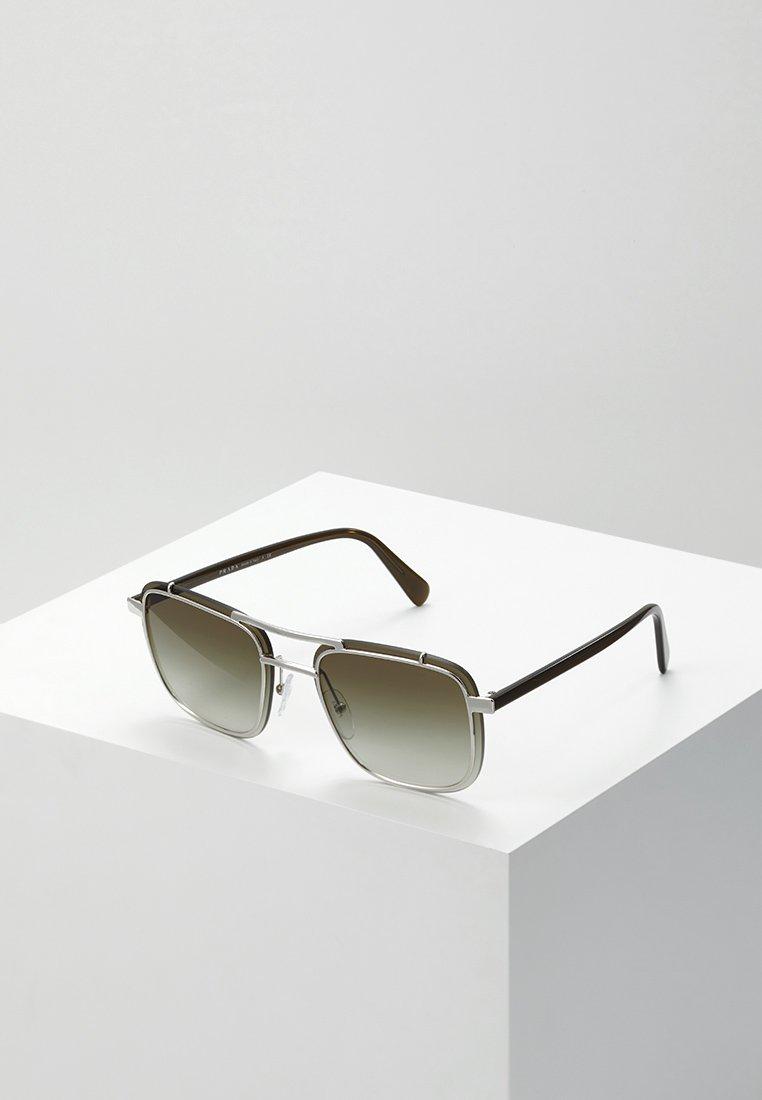 Prada - Solbriller - silver-coloured