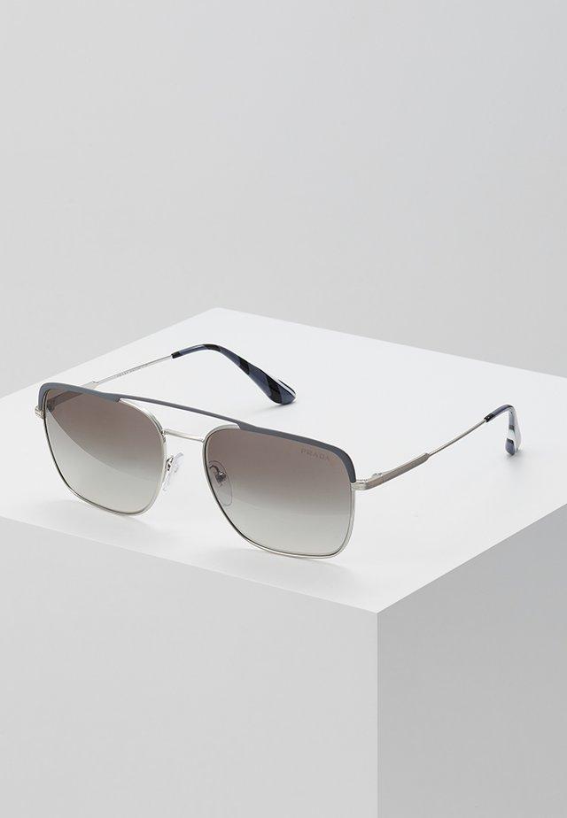 Sluneční brýle - gunmetal/silver-coloured/gradient grey mirror