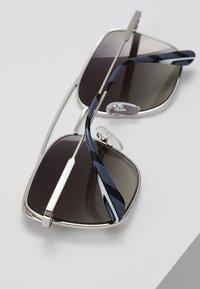 Prada - Solbriller - gunmetal/silver-coloured/gradient grey mirror - 4