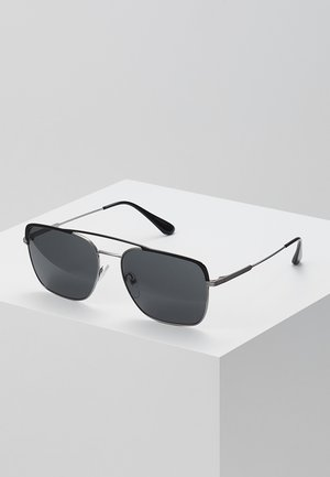 Sonnenbrille - black/gunmetal/grey