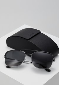 Prada - Sonnenbrille - black/gunmetal/grey - 2