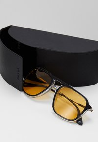 Prada - Sunglasses - top black/crystal - 2