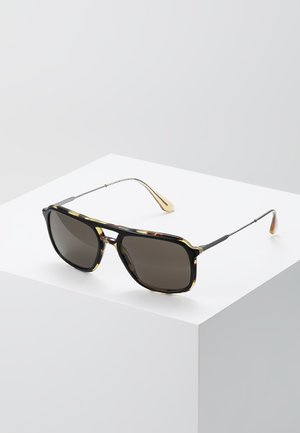 Sunglasses - top black/medium havana