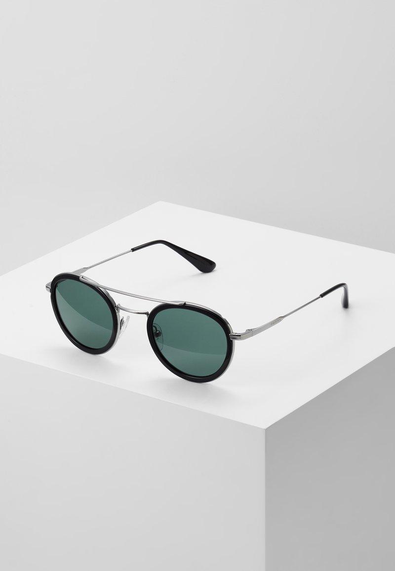 Prada - Sunglasses - black/gunmetal