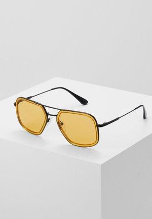 Sonnenbrille - yellow/black