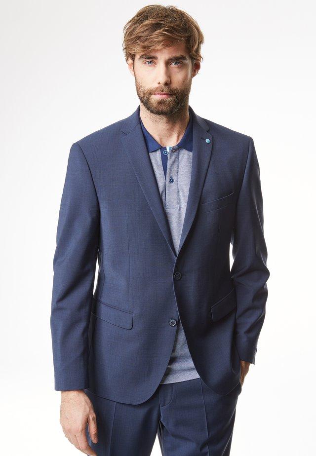 MIT KLEINMUSTE - Blazer - dark blue