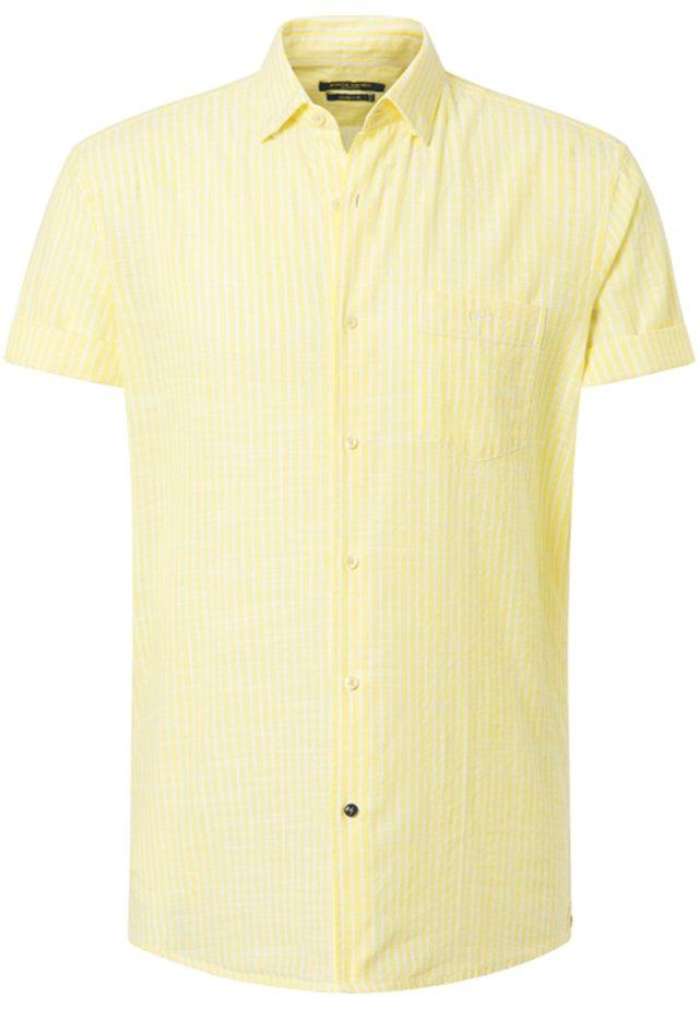 AIRTOUCH  - Shirt - gelb/weiß