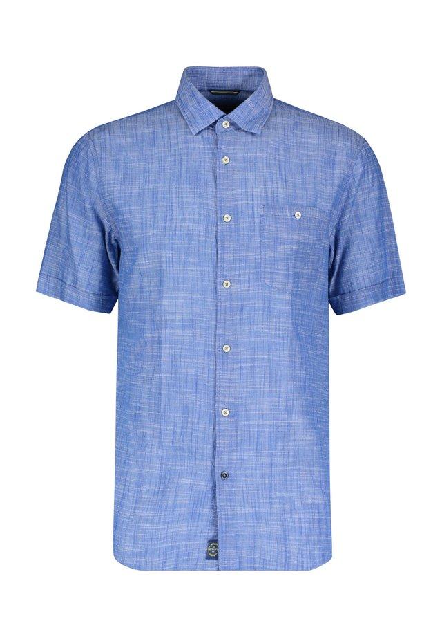 Shirt - blau (51)