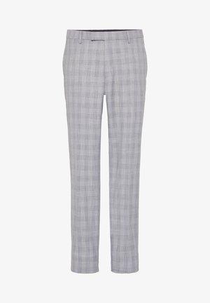 FUTUREFLEX RYAN - Suit trousers - grey