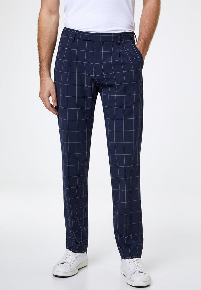 VOYAGE ROGER - Trousers - dunkelblau