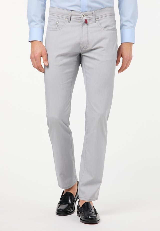 LYON - Slim fit jeans - hellgrau